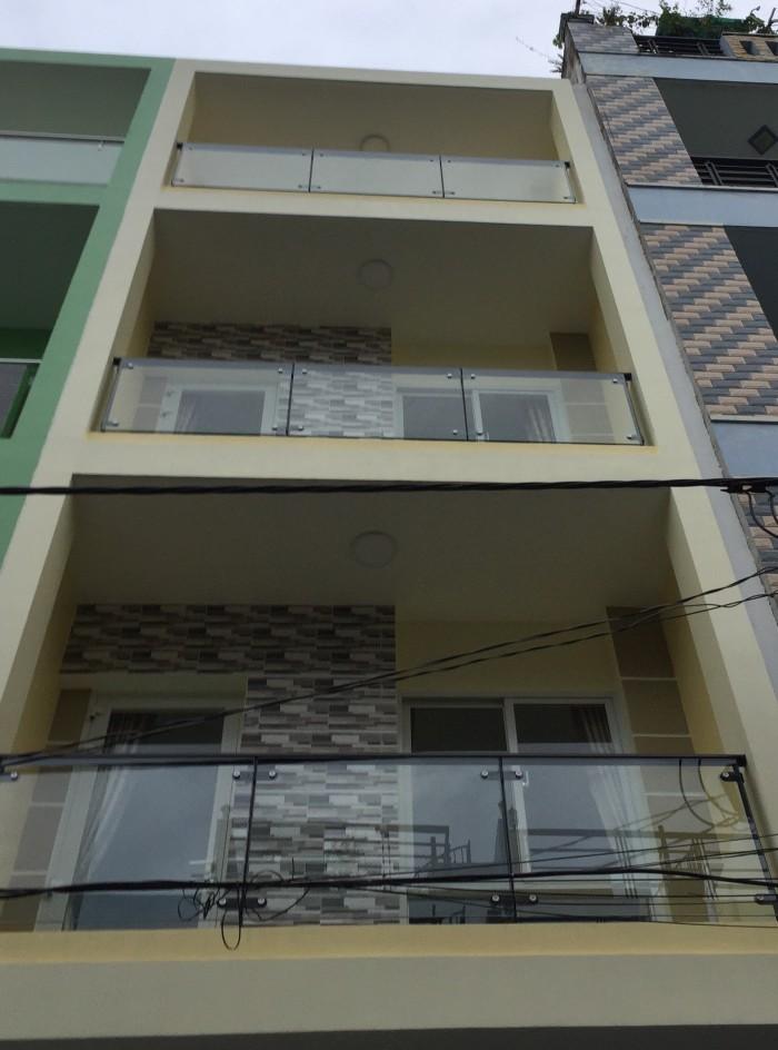 Bán Nhà Riêng Nguyễn Tri Phương 4 tấm.