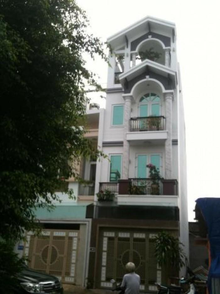 Bán nhà Mặt Tiền Nguyễn Phi Khanh, Q.1, DT: 3.8x20 nở hậu 84m2, 3 Lầu