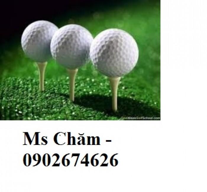 Bóng golf nhập khẩu giá rẻ chất lượng tốt0