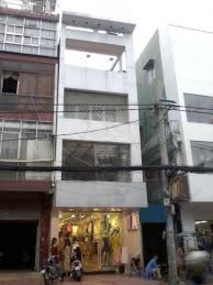 Nhà Mặt tiền Nguyễn Hữu Cầu, Quận 1, DT: 5x18m, Xây 3 Lầu