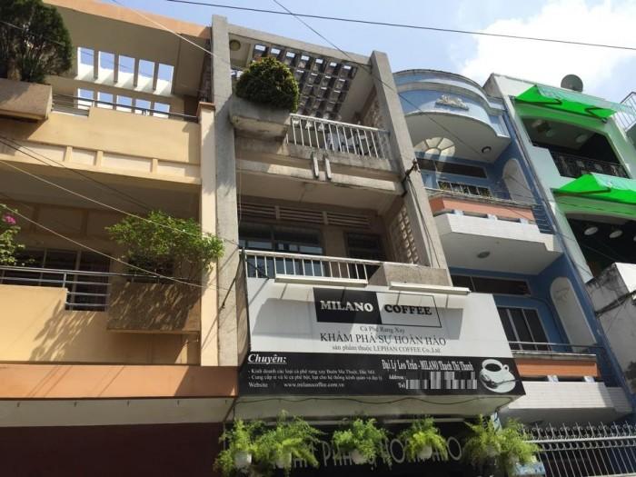 Bán Nhà Mặt Tiền Nguyễn Văn Thủ - Hai Bà Trưng, Quận 1, DT: 6x15m, 2 Lầu
