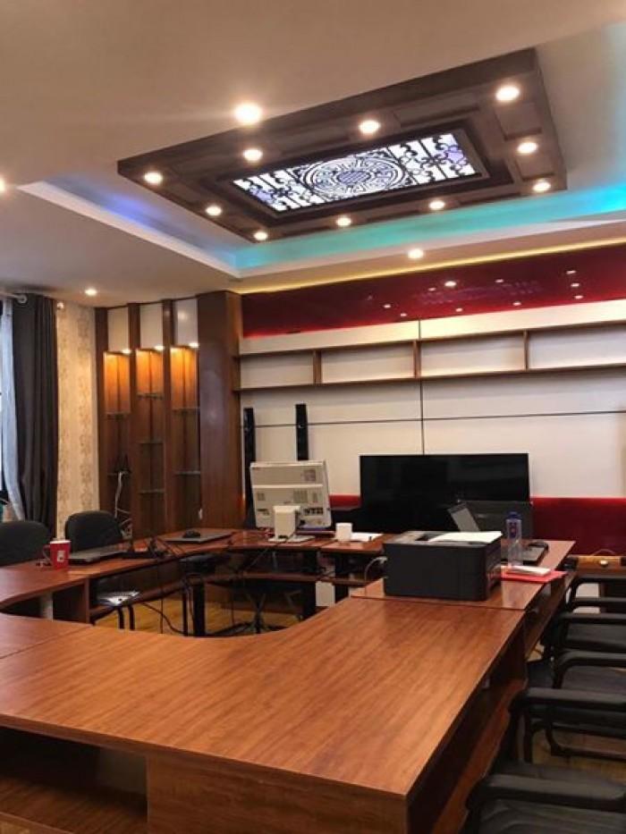 Sốc Nhà 6 Tầng, Lô Góc, Kinh Doanh, Thang Máy, Ô Tô Pháo Đài Láng 75m