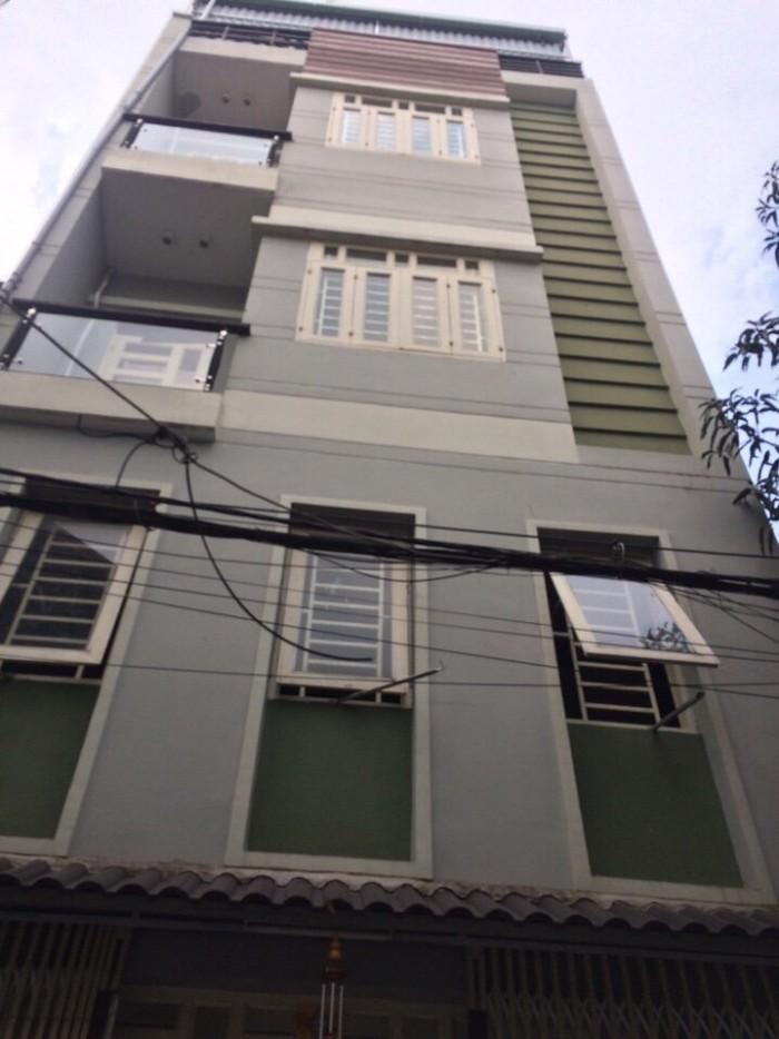 Bán Nhà Hẻm số 467/94 Đường Lê Đức Thọ, phường 16, Quận Gò Vấp