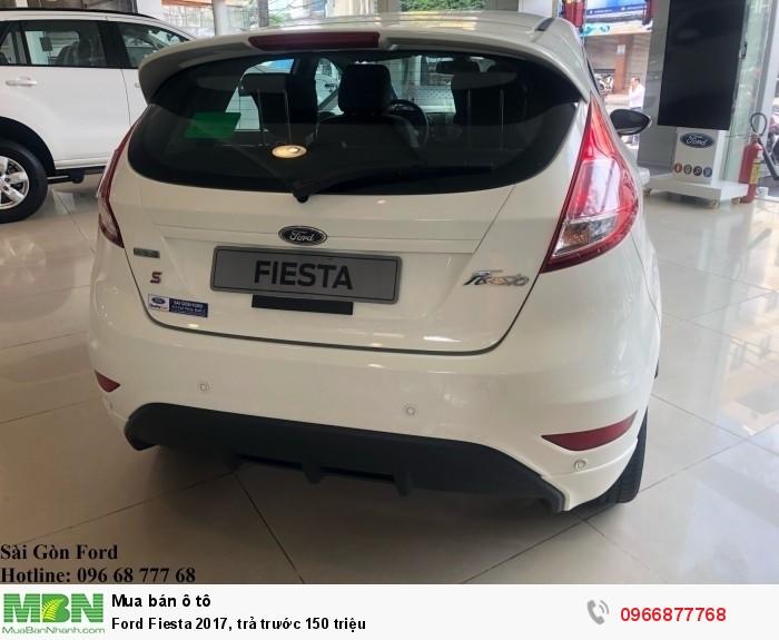 Ford Fiesta 1.0AT Sport, trả trước 150 triệu 2