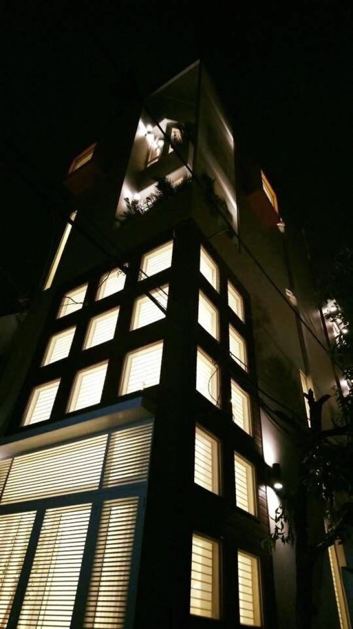 Bán Nhà 2 Mặt Tiền Hẻm Lê Văn Thọ, Phường 9, quận Gò Vấp, 4 x 13m