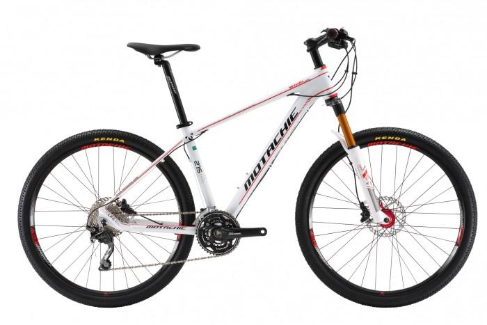 Xe đạp Motachie Whirl 1080 2017, mới 100%, miễn phí giao hàng, màu Trắng đỏ