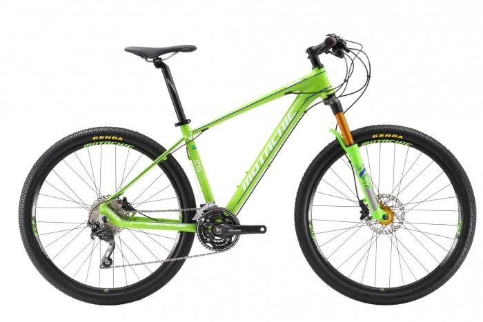 Xe đạp Motachie Whirl 1080 2017, mới 100%, miễn phí giao hàng, màu Xanh lá
