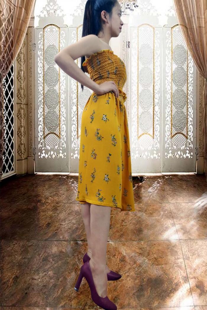 Sét váy ống3