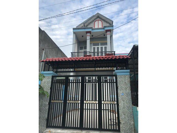 Bán nhà tại Bình Chuẩn, Thuận An, Bình Dương