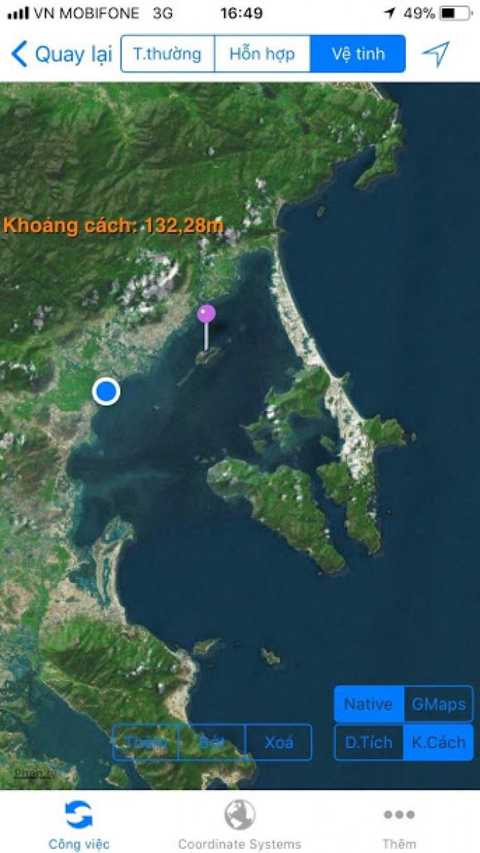Bán đất làm du lịch nghỉ dưỡng tại Điệp Sơn, Khánh Hòa