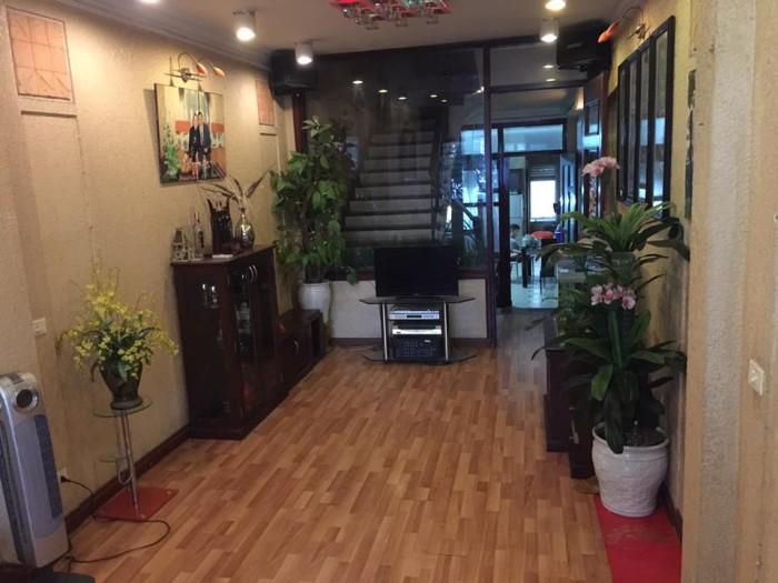 Mặt phố Ngọc Lâm quận Long Biên 60m2, 5 tầng, 2 mặt kinh doanh khủng giá 10 tỷ