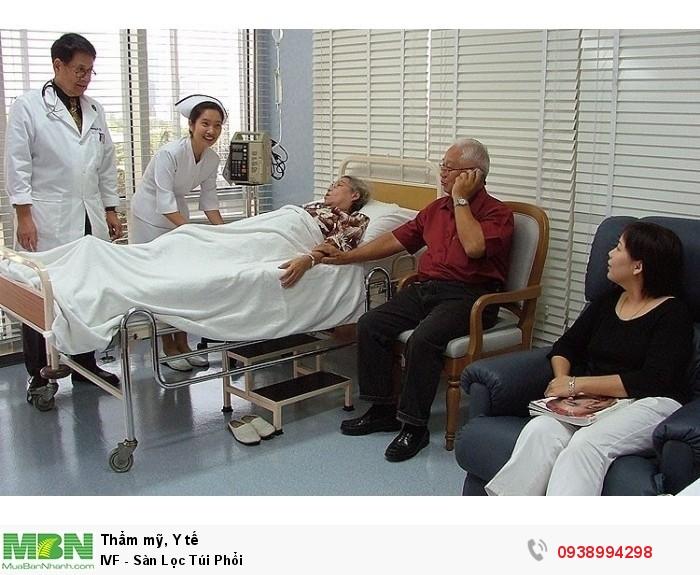 IVF - Sàn Lọc Túi Phổi