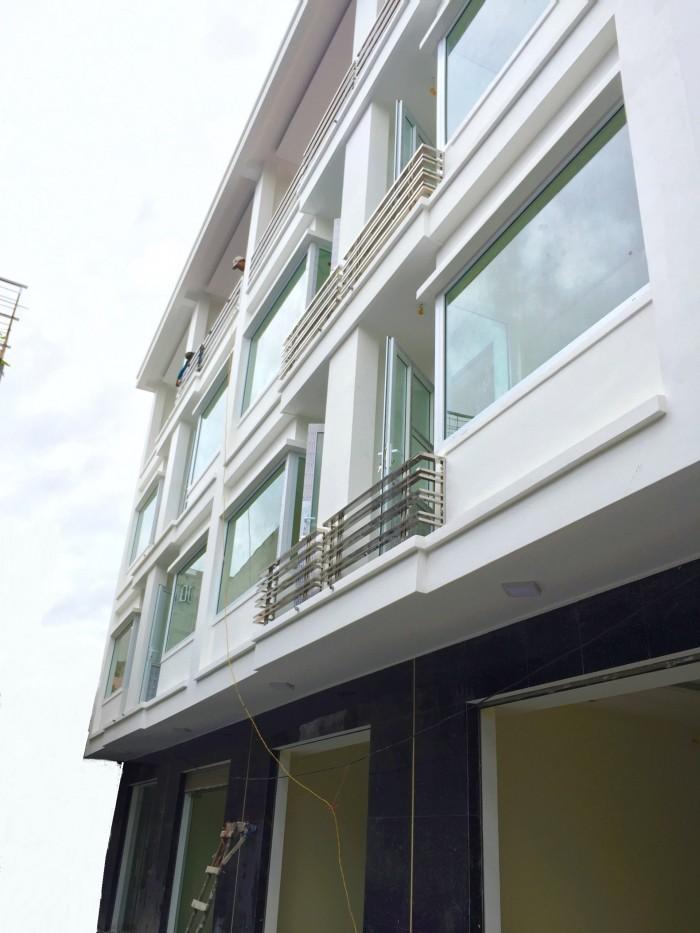 Nhà xây mới 4 tầng ngay Phúc Tăng, Tây Nam (thương lượng)
