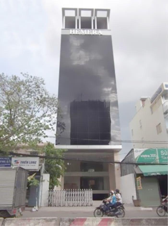 Cho thuê nhà mới xây MT Huỳnh Tấn Phát, Q.7, DT: 5x40m, 1 trệt, 6 lầu
