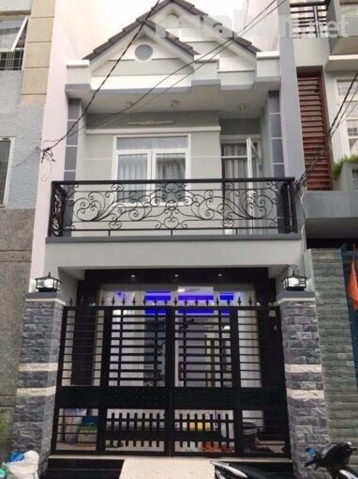 Bán nhà hẻm 861 Trần Xuân Soạn, Tân Hưng, Q.7