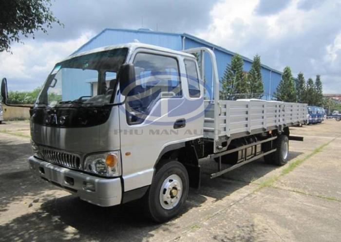 Xe tải 6.4 tấn - Xe tải Jac 6.4 TẤN ( 6.400 KG ) - TRA1083K.E8701