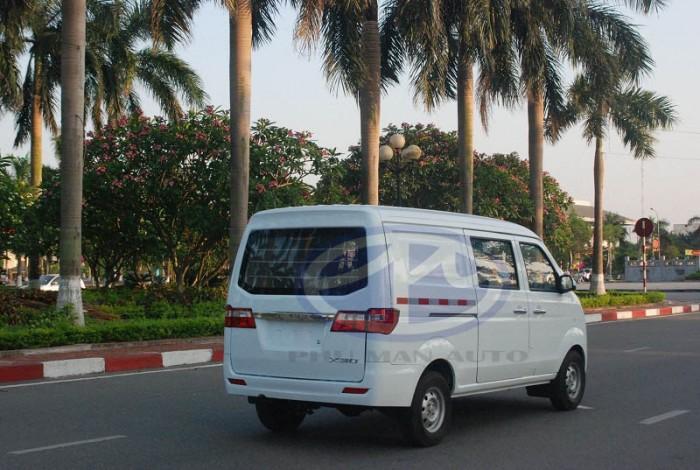 Xe bán tải Dongben 695 kg X30 loại 5 Chỗ ngồi
