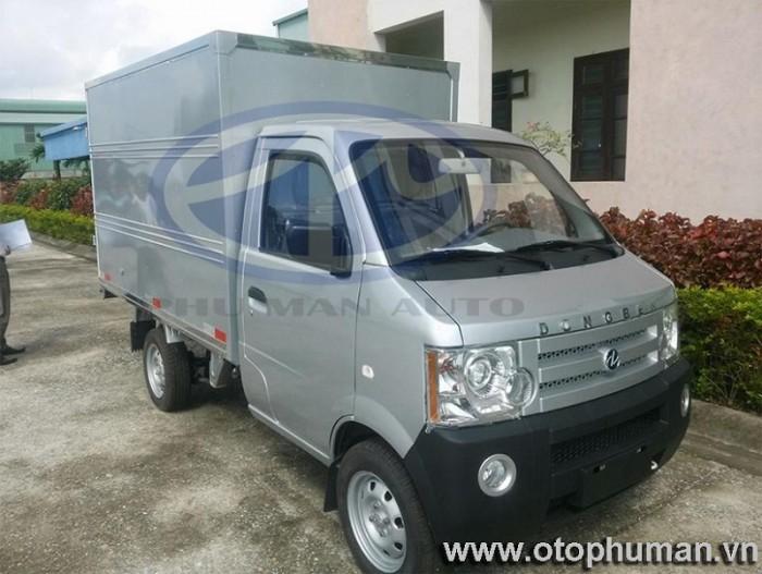Xe tải Dongben 770 kg - Thùng kín ( Máy lạnh)