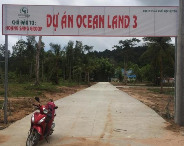 Dự án đất nền Ocean Land 3 chưa bao giờ hạ nhiệt giá 350 tr/ nền