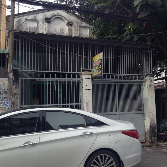 Bán nhà cấp 4 (5x18)m , HXH Lâm Thị Hố, P. Tân Chánh Hiệp, Q12.