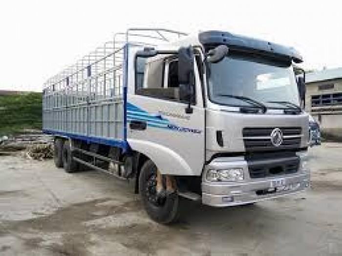 Xe tải Dongfeng Trường Giang 14T5 - 14.5 Tấn Thùng Bạt