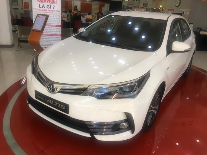 Xe Toyota Altis 2.0G CVT 5
