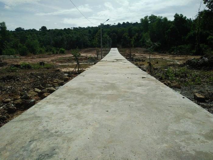 Đất ấp Ông Lang, xã Cửa Cạn, huyện Phú Quôc