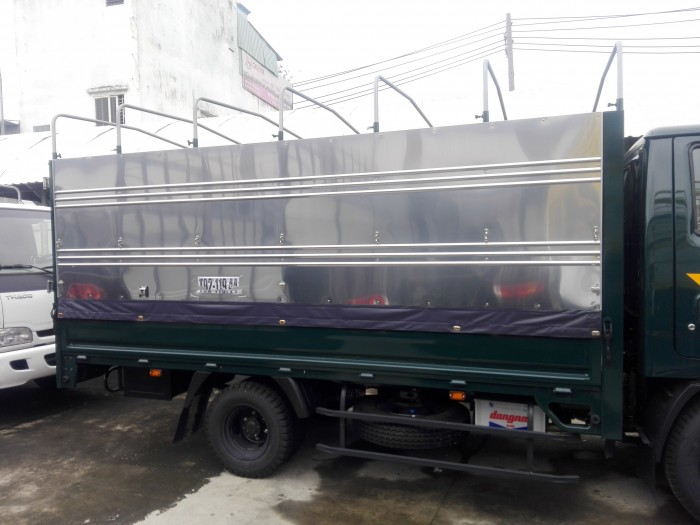 Cần bán xe tải nhẹ KIA K165/K3000 thùng mui bạt, tải 2 tấn 4, nhập khẩu Hàn Quốc 4