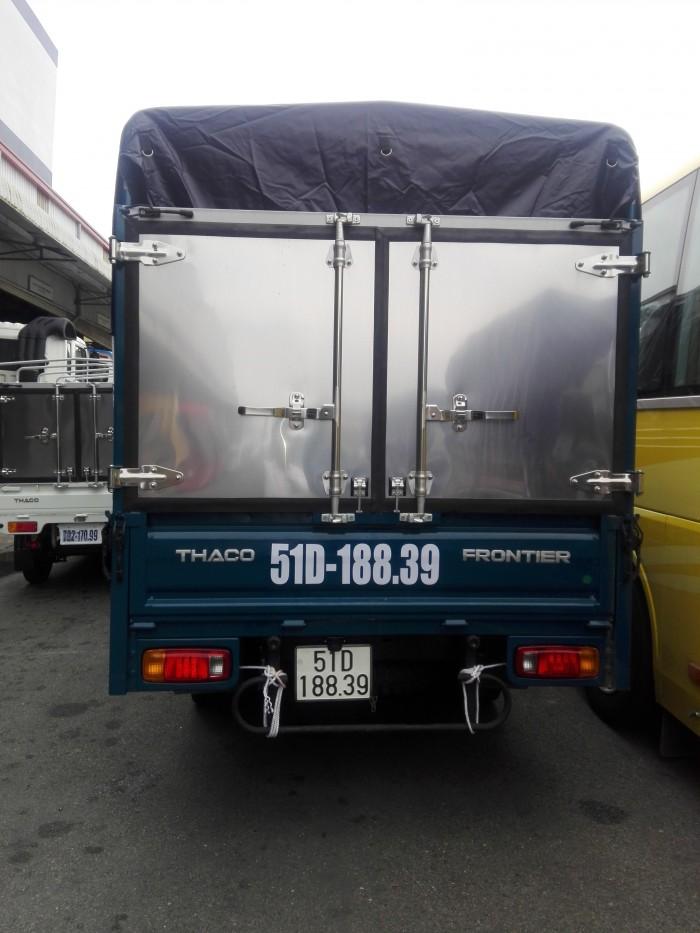 Cần bán xe tải nhẹ KIA K165/K3000 thùng mui bạt, tải 2 tấn 4, nhập khẩu Hàn Quốc 2