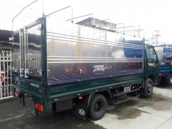 Cần bán xe tải nhẹ KIA K165/K3000 thùng mui bạt, tải 2 tấn 4, nhập khẩu Hàn Quốc 3