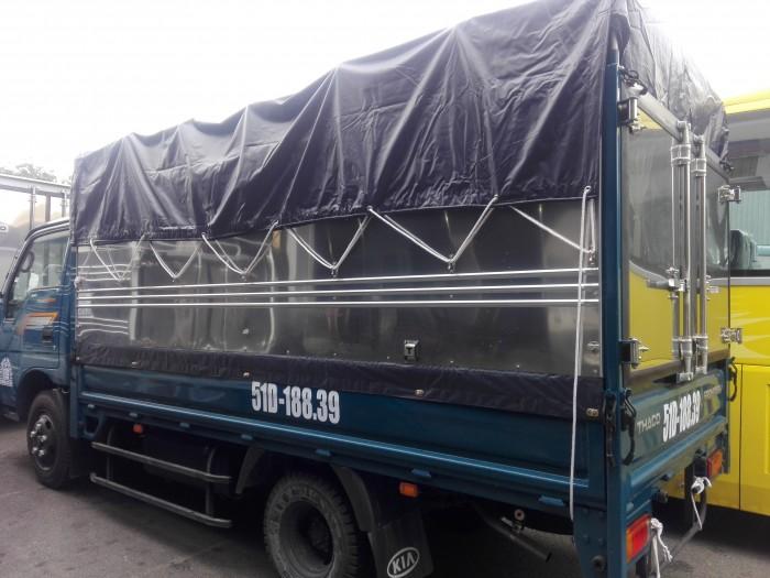 Cần bán xe tải nhẹ KIA K165/K3000 thùng mui bạt, tải 2 tấn 4, nhập khẩu Hàn Quốc 1