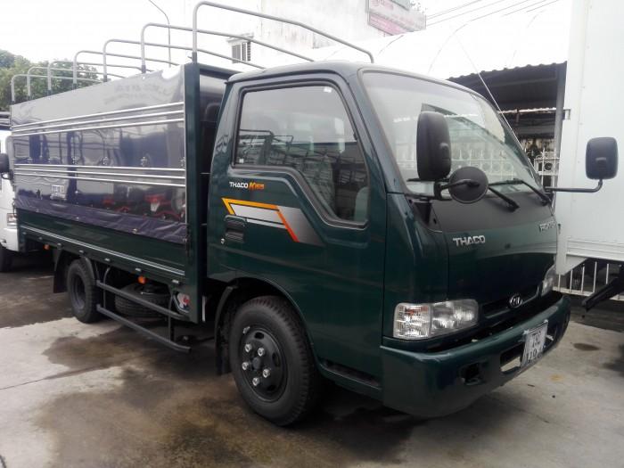 Cần bán xe tải nhẹ KIA K165/K3000 thùng mui bạt, tải 2 tấn 4, nhập khẩu Hàn Quốc 0