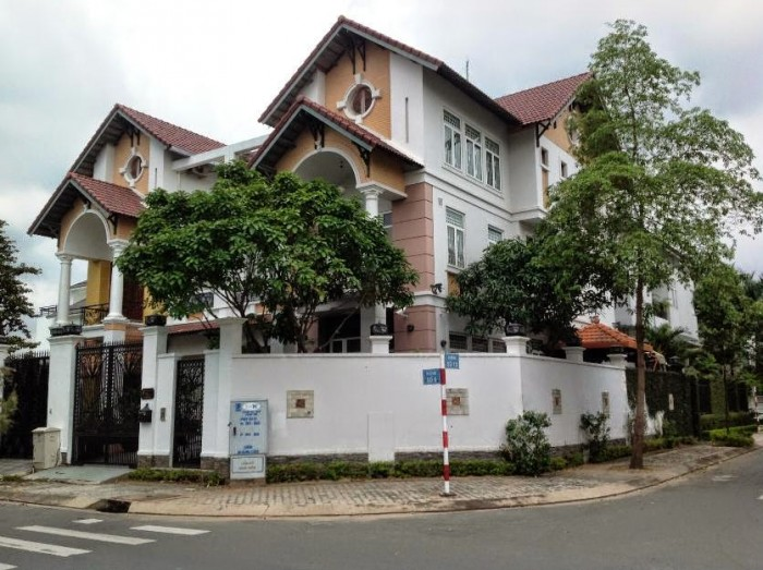 Bán Biệt Thự Đẹp Lung Linh, Đường Số , Tân Quy, Quận 7, DT 5x20m,4 lầu