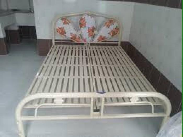 Giường sắt duy phương 80x2m GSDP-1A