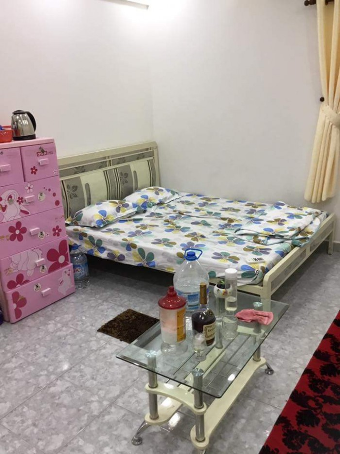 Bán nhà lầu đường ni sư huỳnh liên. P10- Q.Tân Bình