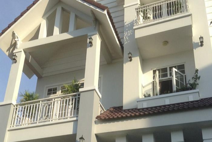 Khách Sạn Mặt Tiền Võ Thị Sáu, Quận 3 DT 6X30M