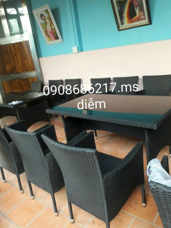 Cần thanh lý gấp bàn ghế quán ăn giá rẻ nhất2