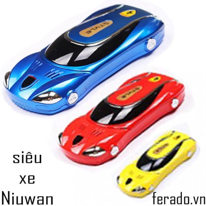 Điện Thoại Siêu Xe Niuwan F1