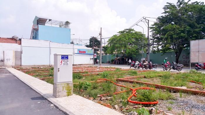 Cần tiền bán gấp đất 2 mặt tiền Tân Phú