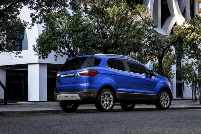 Ford Ecosport Titanium 2017, cực hot trong tháng, giá hấp dẫn