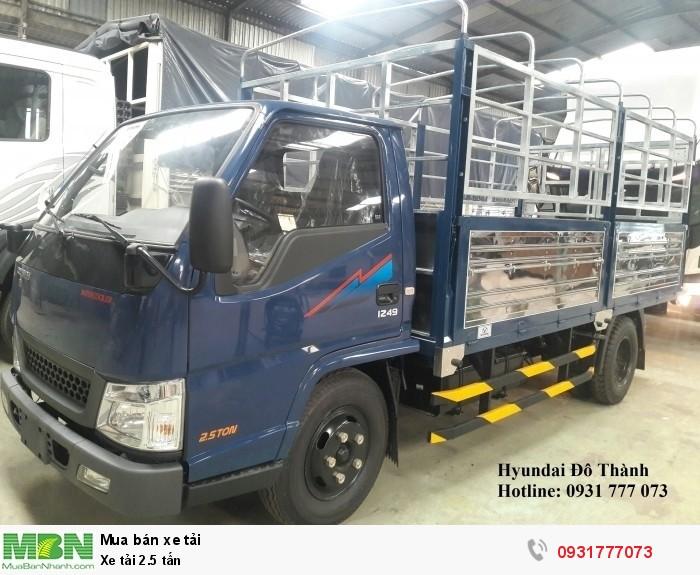 Xe tải 2.5 tấn - Hotline: 0931777073 (24/24)