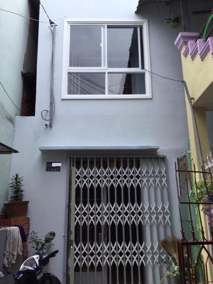 Bán Nhà hẻm 275 Quang Trung, phường 10, quận Gò Vấp, 5,7 x 5,7m