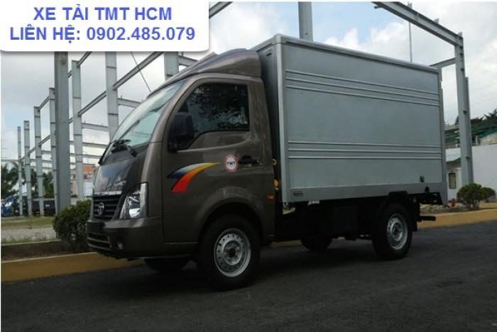 Giá xe tải TaTa Ấn Độ 1,2 tấn máy dầu/ Xe tải TMT 1.2 tấn tata nhập khẩu Ấn Độ