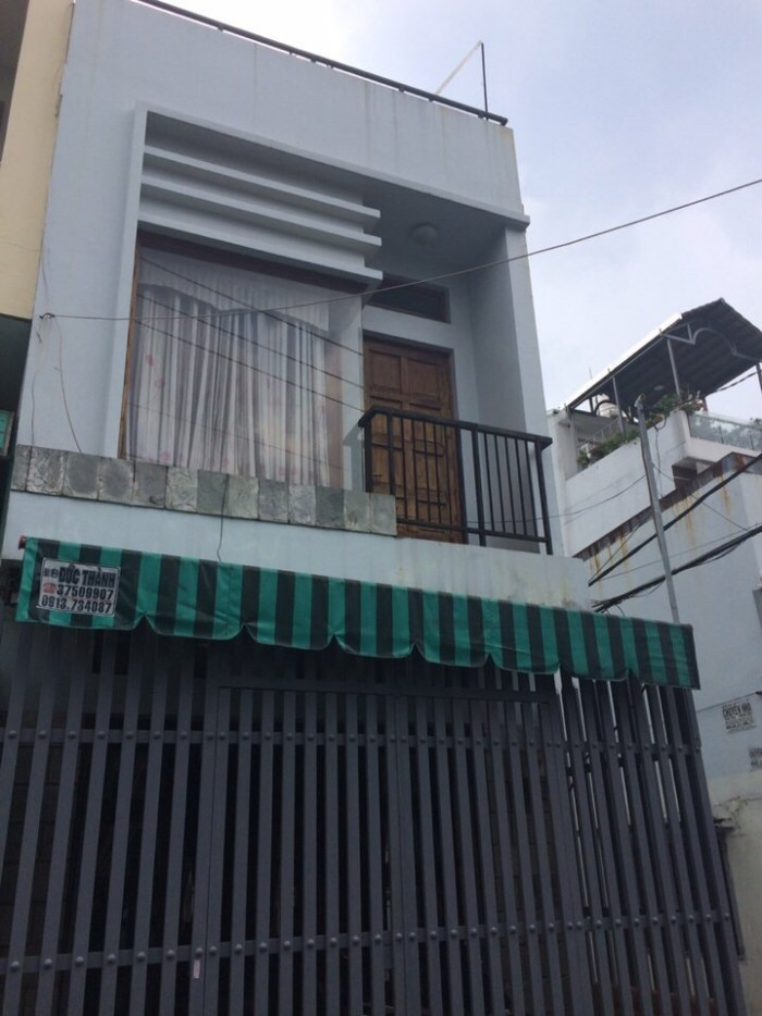 Bán nhà HXH 6m Lê Đình Thám, 4x12, 1 lửng, 1 lầu