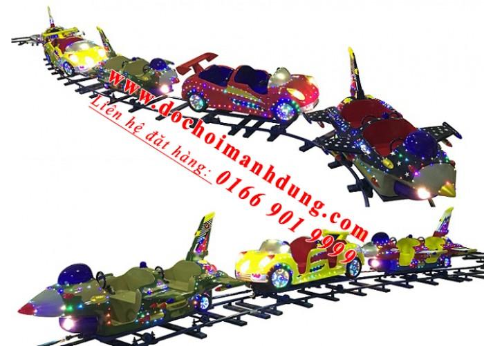 Xe lửa phi cơ lượn10