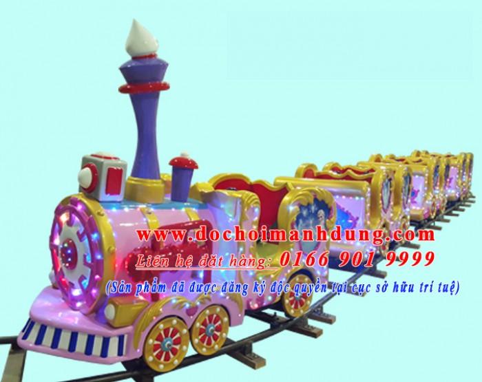 Xe lửa Nữ Hoàng không mui3