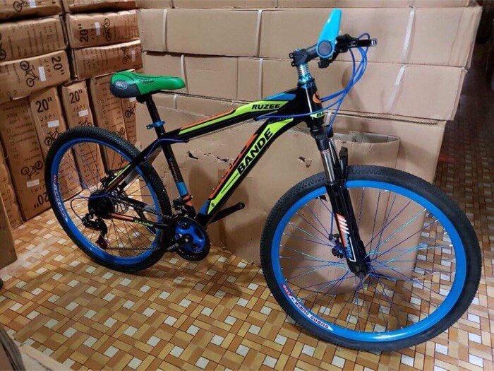 Xe đạp thể thao BANDE - Hàng công ty new 100% - Bảo hành chính hãng