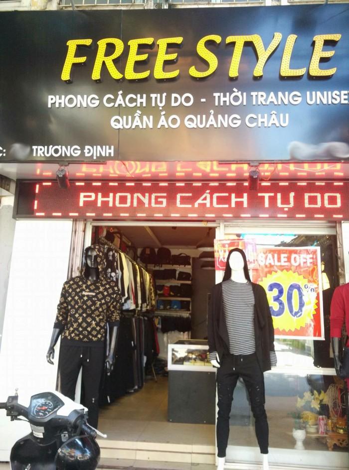 Bán nhà mặt phố Trương Định. Diện tích 80,5m