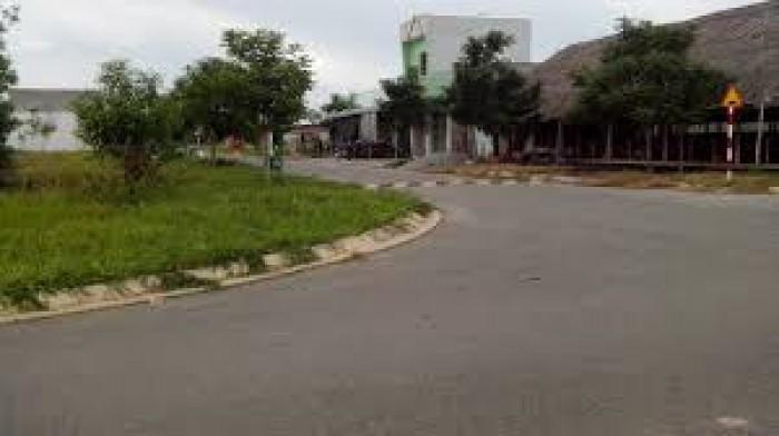 Bán đất nền 2 mặt tiền ven sông Sài Gòn gần chợ Vườn Lài