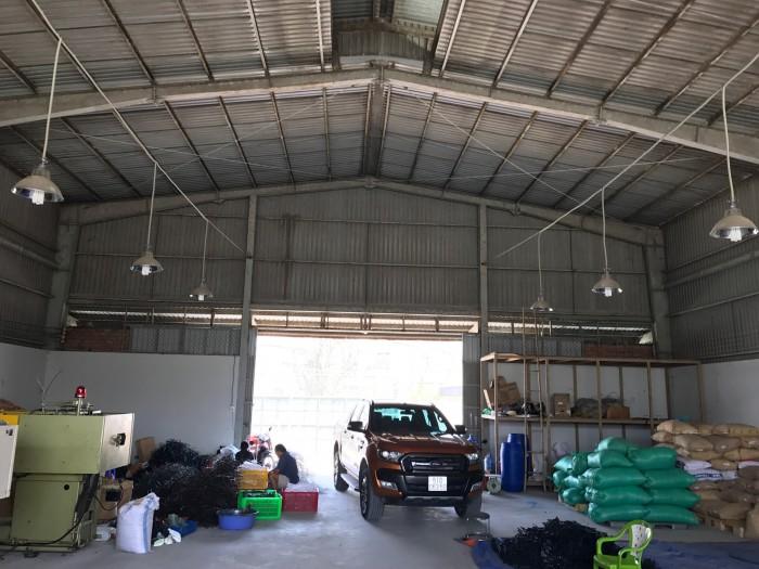 Cần bán nhà xưởng 500m2 kiên cố tại Hẽm 824 Nguyễn Bình nhơn đức nhà bè